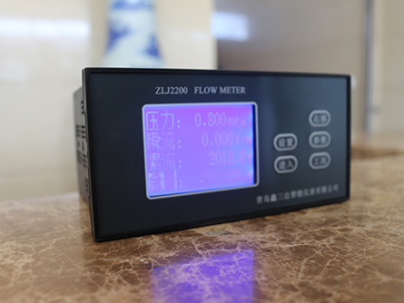 EF系列智能流量显示仪