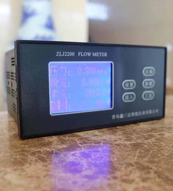 IC卡智能流量积算仪